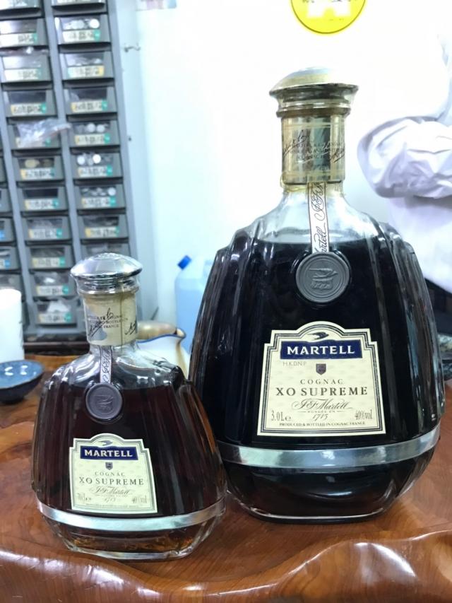 高雄收購老酒 MARTELL XO 銀帶 3公升 三公升高雄老酒收購, 台南老酒收購, 屏東老酒收購老酒收購